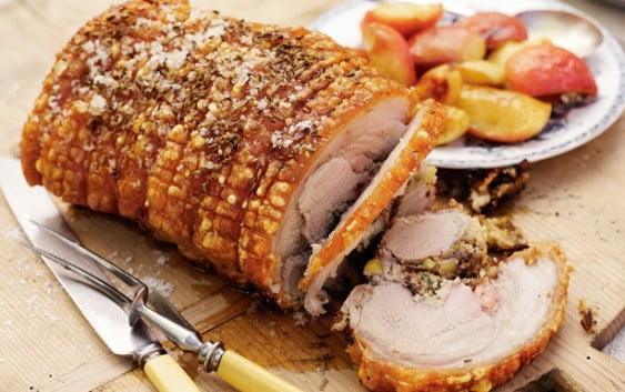печено свинско руло