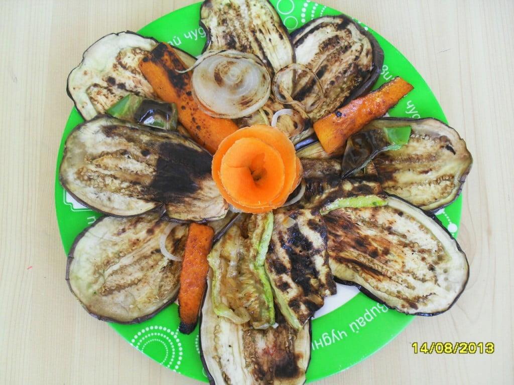 Зеленчуци на тиган - LAVA България