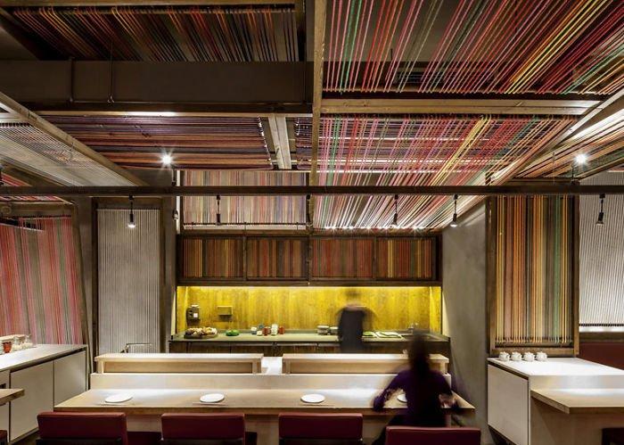 20-те ресторанта с най-странния дизайн на света